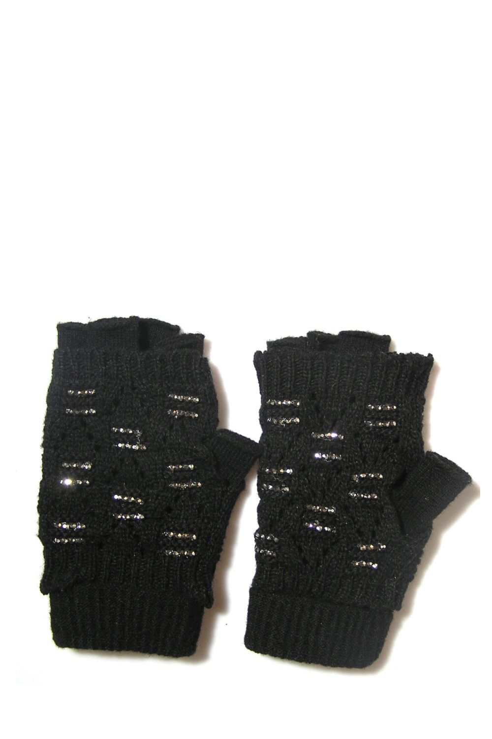 Gloves With Strass αξεσουαρ
