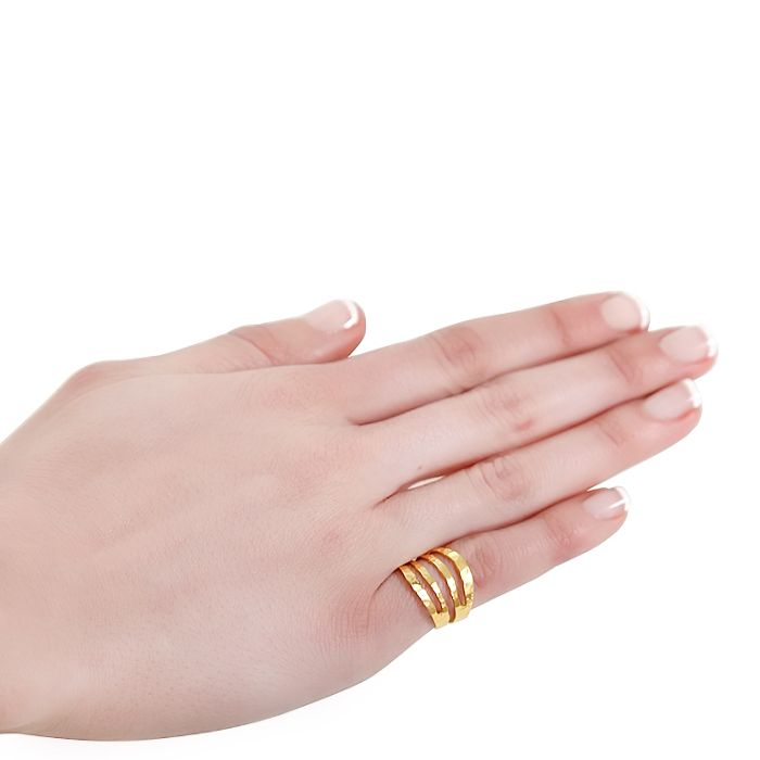 Chevalier Lines Ring κοσμηματα   δαχτυλίδια