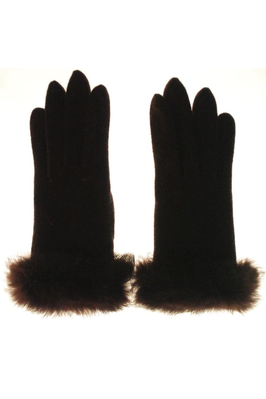 Gloves With Fur αξεσουαρ   γάντια