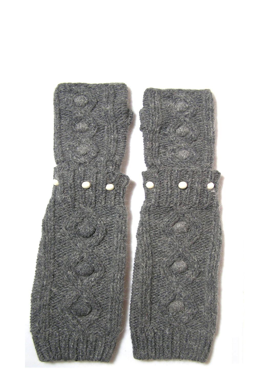 Gloves Cut Knitted αξεσουαρ   γάντια
