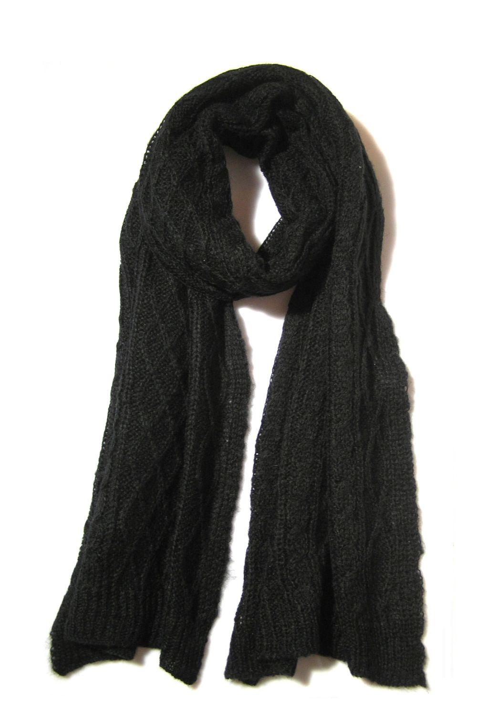 Κnitted Scarf αξεσουαρ   κασκόλ